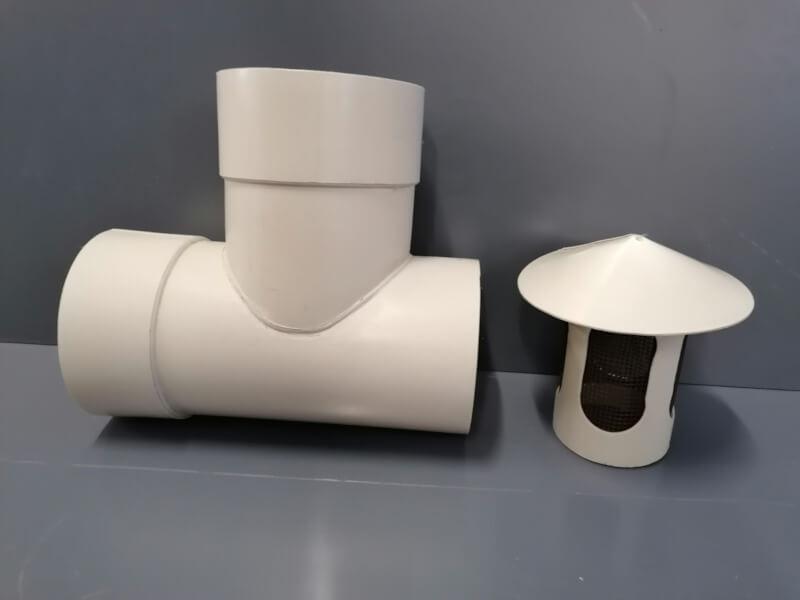 Légtechnikai elemek - thermoplastkft.hu