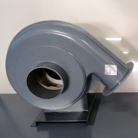 TPMV 140 ventilátor